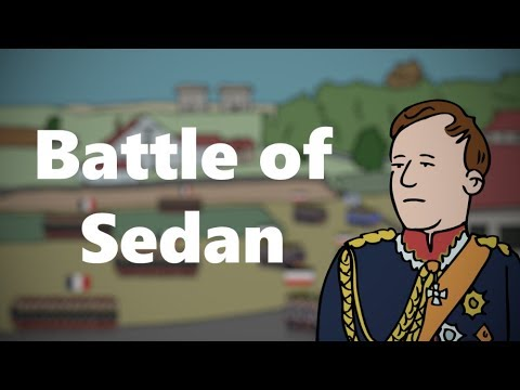 Battle of Sedan - How Prussia Won the War: Animated History