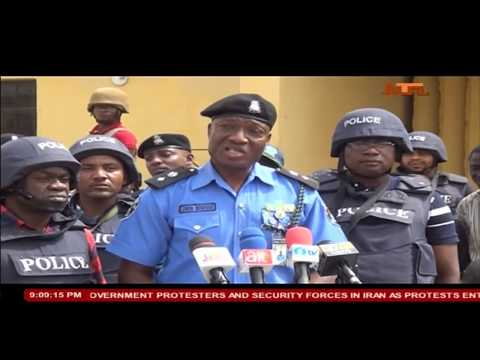 NTA Network News with Muhammad Kudu Abubakar 2/1/18