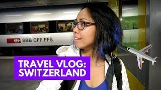 TRAVEL VLOG LA TO SWITZERLAND | Vlog.226