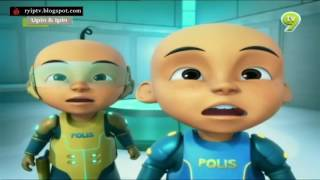 Download Video Upin Ipin Metrobot Sarjan Husin MP3 3GP MP4