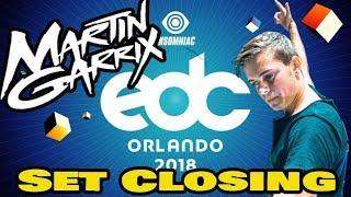 EDC Orlando 2018 Martin Garrix Set Closing Electric Daisy Carnival
