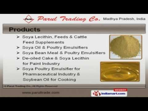 Soya Lecithin & Cattle Feed Supplement  by Parul Trading Co., Indore
