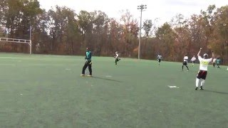 Khoa to Van L 2 of 2 (TD) - FALL 2014 - COED - Game 04 - THE GHOST - Play #: 39