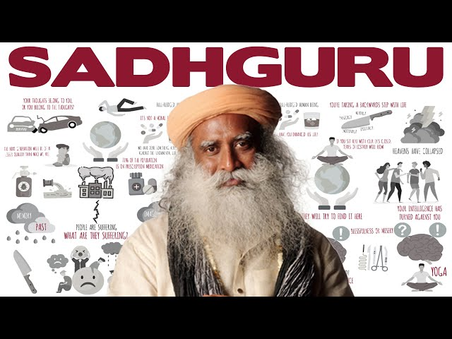 SADHGURU - This Yogi Will Change Your Future