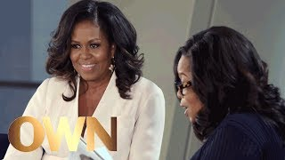 Why Michelle Obama Still Feels Optimistic About America | Oprah's Book Club | Oprah Winfrey Network