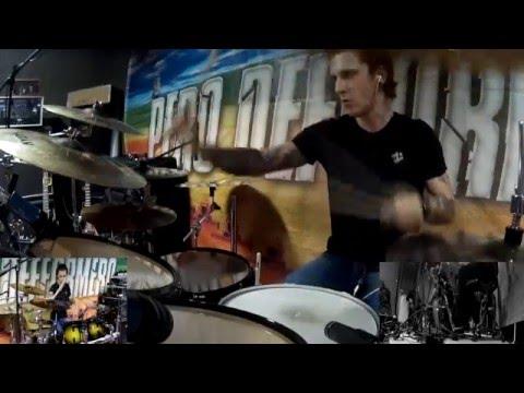 Srdjan Golubica - Pero Defformero - Fejsbuk Stana Drum Playthrough
