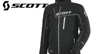 SCOTT Distinct 1 GT Jacke News 2013 auf der Eicma 2012