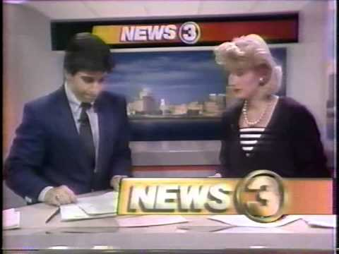 WREG News 3 10PM Open (1988)