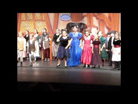 """""""Gaston"""" from Beauty and the Beast, Jr. ~ Maryville Young Players 2013"""