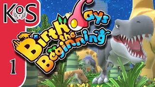 Birthdays The Beginning Ep 1: A PLANET IS BORN! - Let