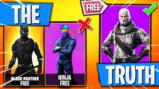 The TRUTH About HOW TO GET FREE SKINS in Fortnite! How To Get FREE PS4, XBOX ONE, Twitch Prime Skins