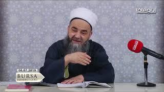 6 Temmuz 2019 Tarihli Bursa Sohbeti - Cübbeli Ahmet Hocaefendi Lâlegül TV