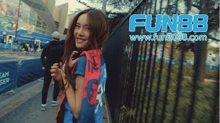 Heavenly Tour - Nikmati EURO 2016 dengan Fun 88 Angels