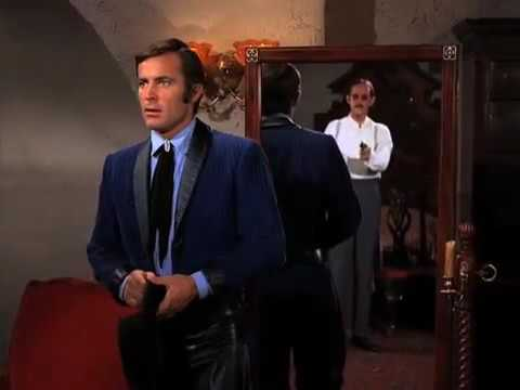 "William Schallert delivers classic line on ""The Wild, Wild West"" - Robert Conrad"