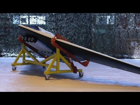 Iran says new attack drone on same level as US drones