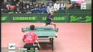 kalinikos kreanga wang liqin champions league table tennis