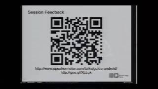 I/O BootCamp 2011: Beginner