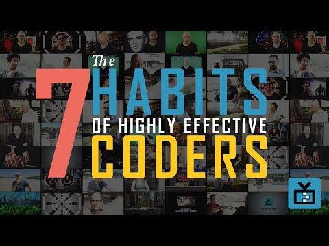 The 7 Habits of Highly Effective Coders