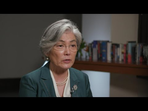 Kang Says Sanctions Against N. Korea Are Working