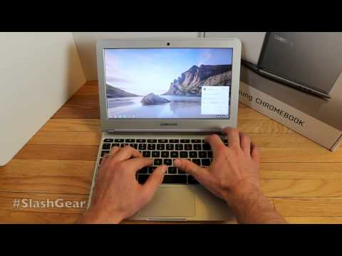 Samsung Chromebook Hands-On for Review