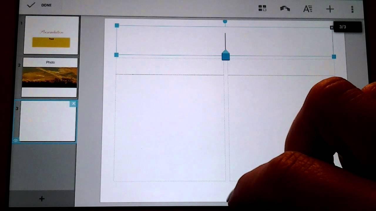 Quickoffice tutorial ipad.