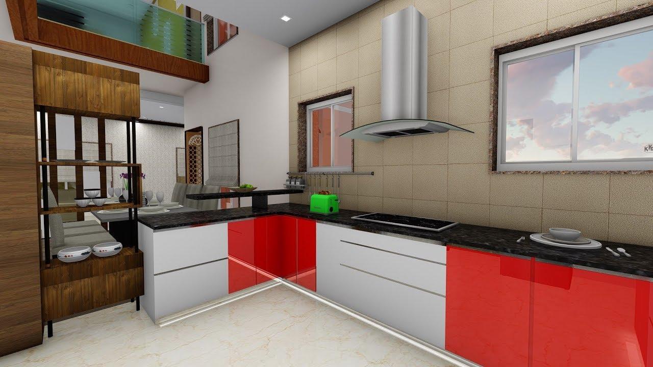 Interior Design I Joint Family House