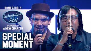 Download lagu Para Juri Ikut Menyanyikan Lagu 'Sobat' dengan Fadly Padi Reborn - Indonesian Idol 2021