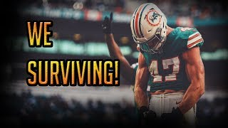 STAYIN ALIVE! MIAMI DOLPHINS BEAT THE BUFFALO BILLS!    | Miami dolphins Fan reaction  | @1KFLeXin