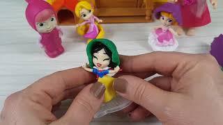 Prensesler Ve Masha Nasıl Bir Oyun Oynadı?