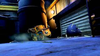 Cars 2 - Secret Agency Gameplay Trailer [HD]