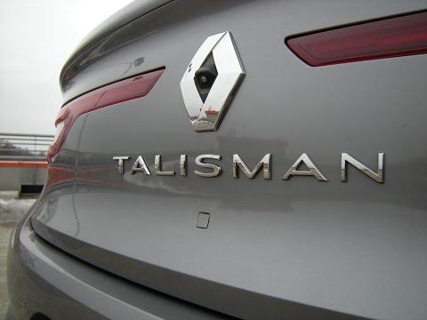 Renault TALISMAN Energy dCi 160 EDC - (cz.23) nie wysiadamy :)