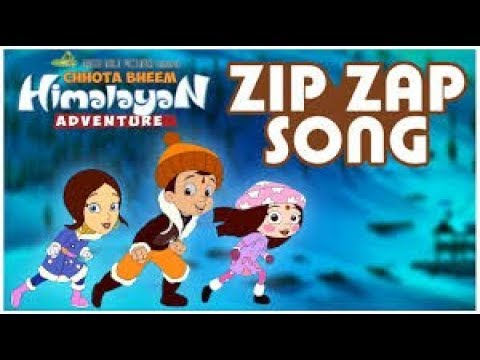Zip Zap Zoom Tara Song from Chhota Bheem Himalayan Adventure