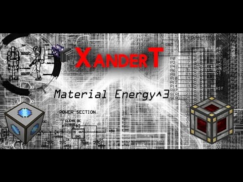 MINECRAFT - Material energy ^ 3 - ITA - episodio#7 Miner's delight - Pharaon tomb