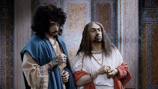 Er Richa y er Cigala visitan al César en Roma | El Acabose