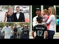 New Zealand Cricketer Brendon McCullum With His Wife and Kids || Brendon McCullum Family