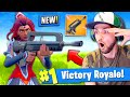 Download *NEW* LEGENDARY BURST RIFLE GAMEPLAY in Fortnite: Battle Royale! (FAMAS)