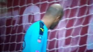 Ali Al Habsi Fail And Marcus Rashford Scores