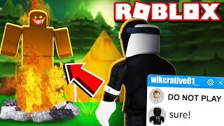 dont play this roblox game... it's not what it looks like! (Roblox Camping)
