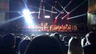 Симфоническое КИНО - Песня без слов (СПб, БКЗ «Октябрьский», 25.11.2015)