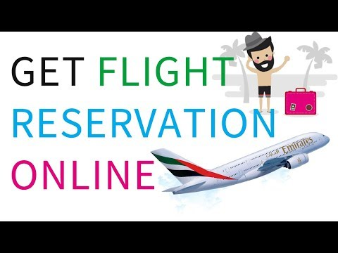 Get Flight Reservation For Visa Without Paying Actual Ticket