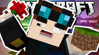 Minecraft | GOTTA BUILD FAST!!
