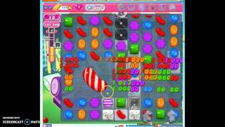 Candy Crush Level 416 w/audio tips, hints, tricks