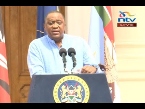 State To Hire 10,000 Teaches - Uhuru Kenyatta