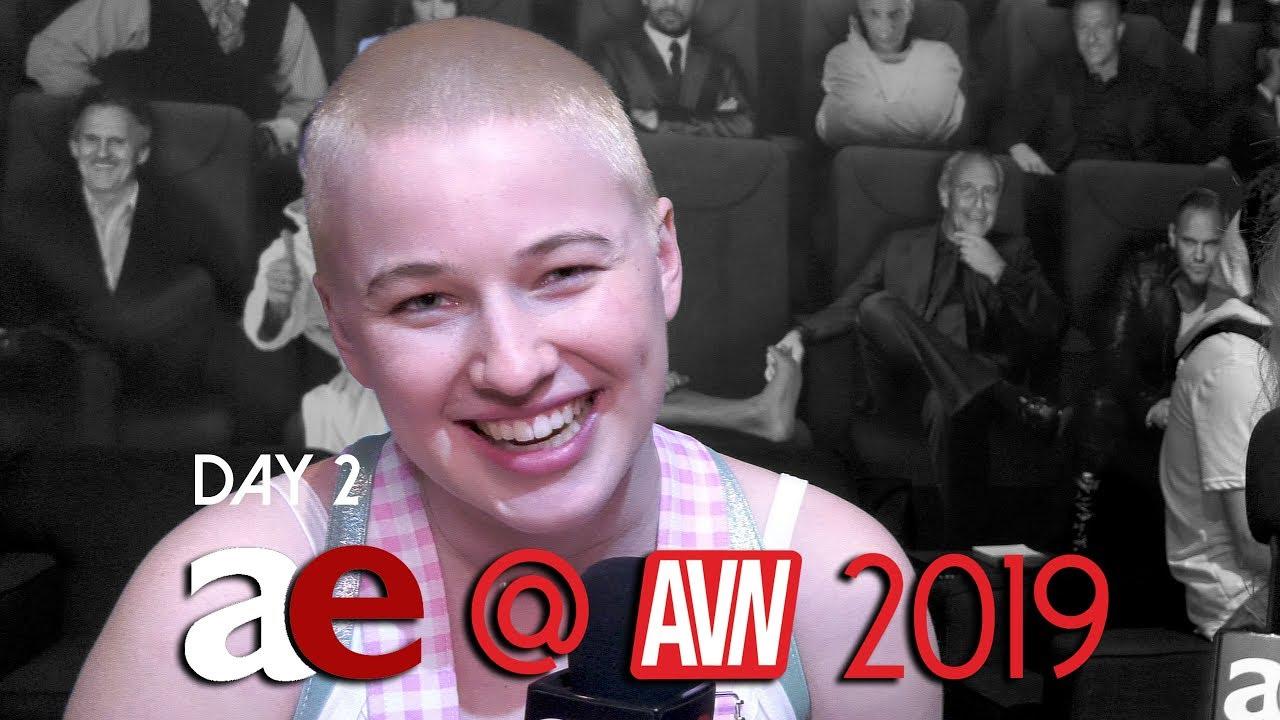 2019 AVN Expo Floor Pornstar Interviews: Day Two