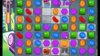 Candy Crush! Level 416 Bombs and Jelly!
