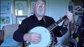 5-string Banjo: Sweet Betsy From Pike