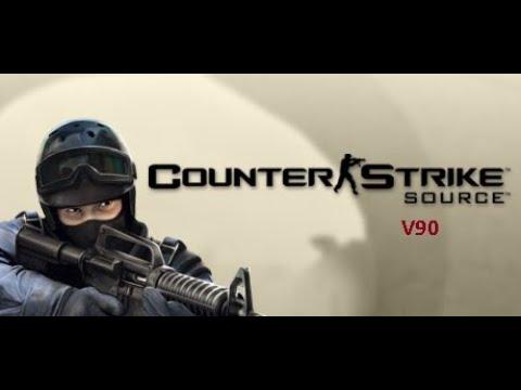 How To Make Counter Strike Source V90 Server Latest Version #1