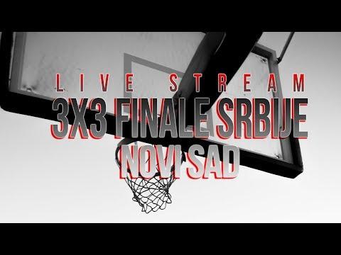 3x3 SERBIA Live Stream