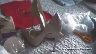Туфли Лабутены и сумка с алиэкспресс. Посылки с Китая. AliExpress.