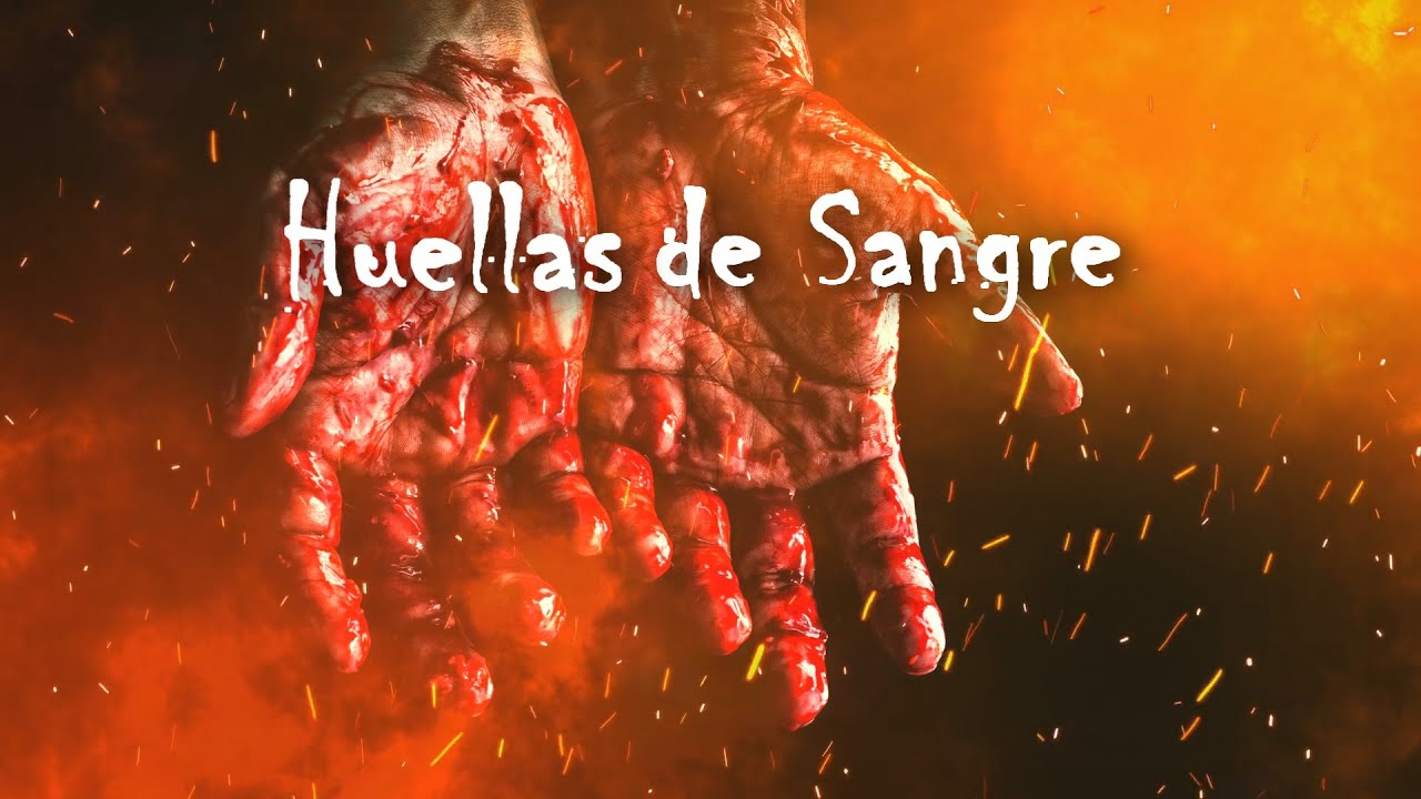 HUELLAS DE SANGRE - Moro Smylodon